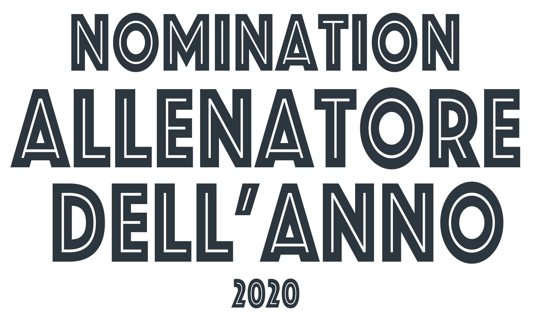 Allenatore dell'Anno 2020